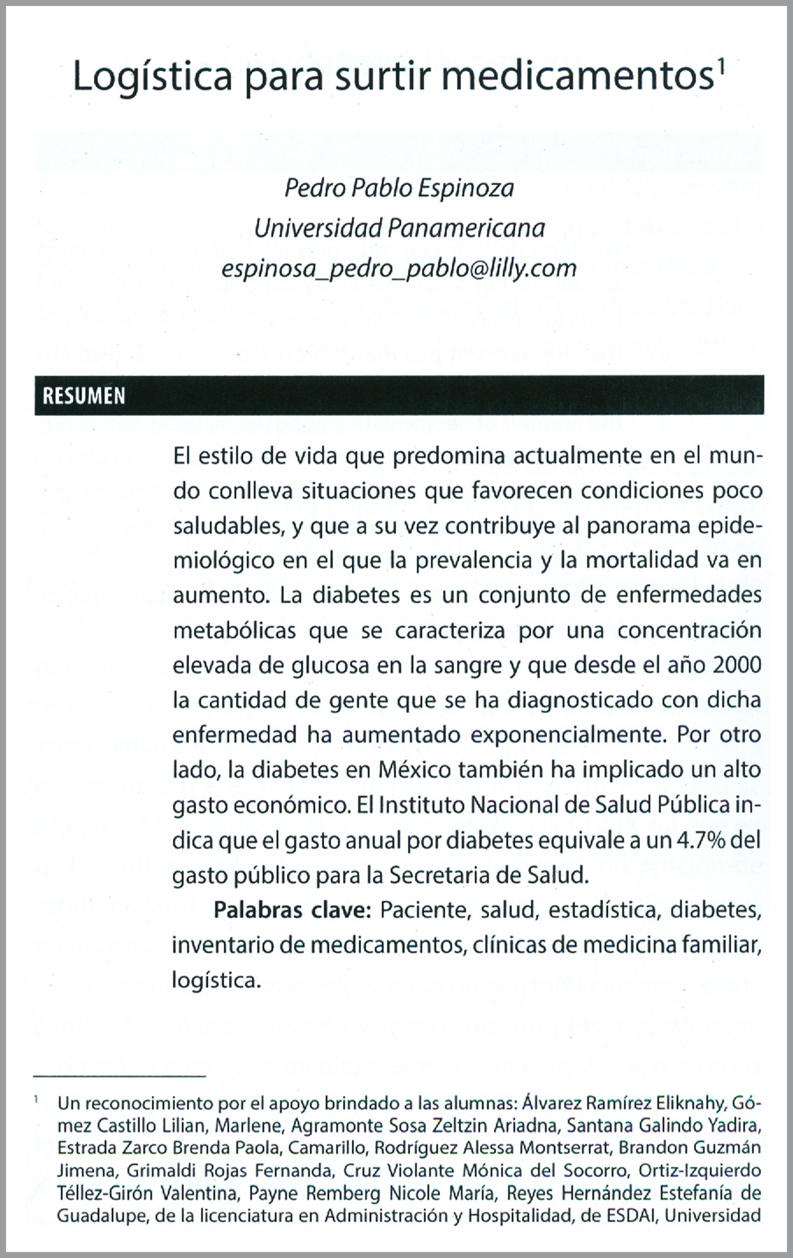 Resumen de los estilos biblatex de diabetes