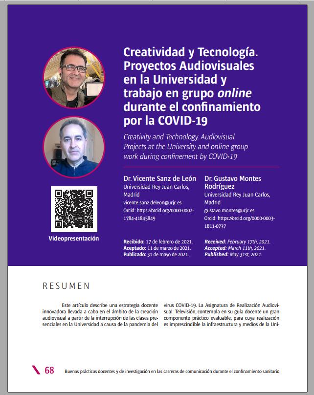 Creatividad y Tecnología